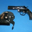 Colt Smith and Wesson Gun Revolver Jet Torch Lighter
