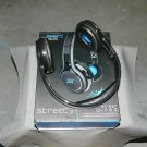 Black Street By 50 On Ear Wired Headphones SMS Audio SM-818 No Mic