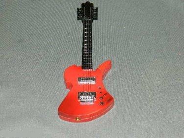 Fender Gibson Les Paul Shaped Guitar Butane Lighter