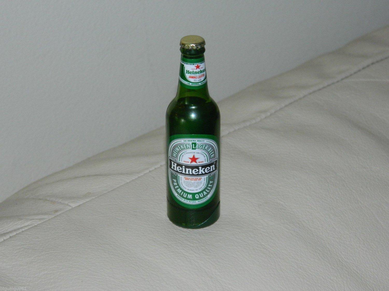 Heineken Beer Bottle Shaped Butane Lighter