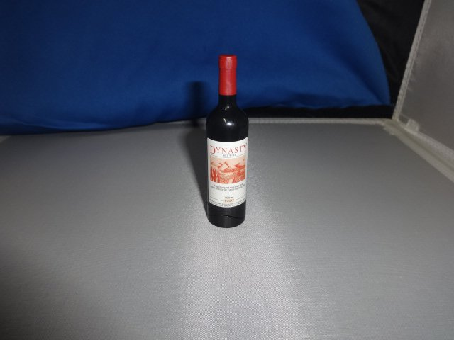 Dynasty Red Wine Bottle Shaped Butane Lighter USA Stocked and Shipped