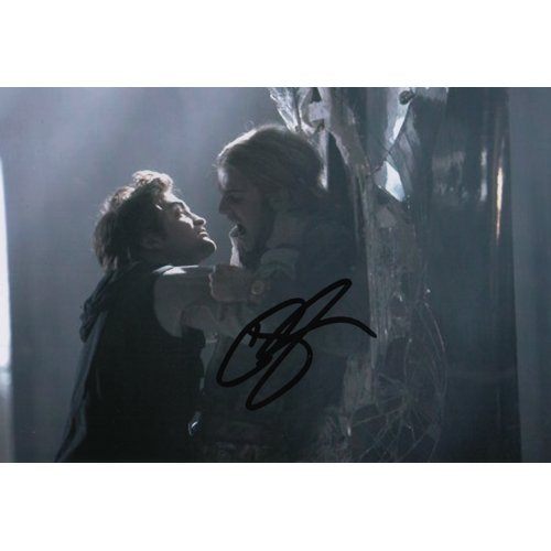 CAM GIGANDET SIGNED 4X6 PHOTO TWILIGHT JAMES