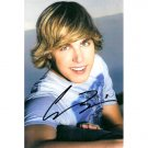 HANNAH MONTANA CODY LINLEY SIGNED 4X6 PHOTO + COA