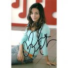 HIGH SCHOOL MUSICAL'S VANESSA HUDGENS SIGNED 4X6 PHOTO