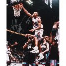 ORLANDO MAGIC VINCE CARTER SIGNED 8x10 PHOTO RAPTORS