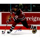 NEW JERSEY DEVILS PATRICK ELIAS SIGNED 8x10 PHOTO + COA