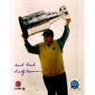 DETROIT REDWINGS SCOTTY BOWMAN SIGNED 8x10 PHOTO + COA