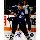 COLORADO AVALANCHE PAUL STASTNY SIGNED 8x10 PHOTO + COA
