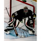 ANAHEIM DUCKS JEAN SEBASTIEN GIGUERE SIGNED 8x10 PHOTO + COA