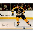 BOSTON BRUINS BRAD BOYES SIGNED 8x10 PHOTO + COA