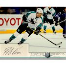 SAN JOSE SHARKS PATRICK MARLEAU SIGNED 8x10 PHOTO + COA