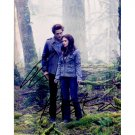 TWILIGHT ROBERT PATTINSON + KRISTEN STEWART SIGNED 8x10 PHOTO + COA