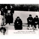 THE BEATLES PETE BEST SIGNED 8x10 PHOTO + COA