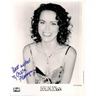MAD TV CRISTA FLANAGAN SIGNED 8x10 PHOTO + COA