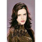 MICHELLE RYAN SIGNED 4X6 PHOTO + COA