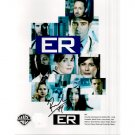 ER PARMINDER NAGRA SIGNED 8x10 PHOTO + COA