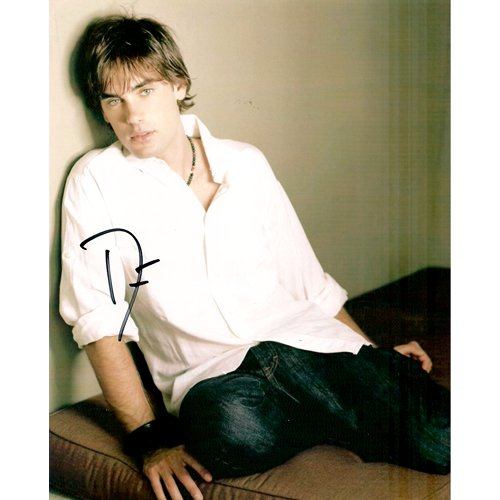 DREW FULLER SIGNED 8x10 PHOTO + COA