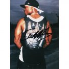 G-UNIT 50 CENT SIGNED 5x7 PHOTO + COA