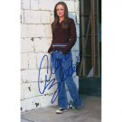 GILMORE GIRLS ALEXIS BLEDEL SIGNED 4X6 PHOTO + COA