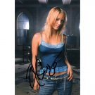 Tv Actress KALEY CUOCO SIGNED 4X6 PHOTO + COA Charmed