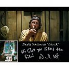 DAVID KATIMS SIGNED 8x10 PHOTO