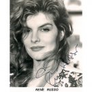 RENE RUSSO SIGNED 8x10 PHOTO