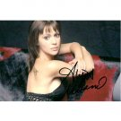 ALYSSA MILANO SIGNED 4x6 PHOTO + COA
