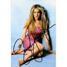 SARAH JESSICA PARKER SIGNED 4x6 PHOTO + COA