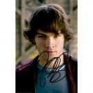 """SUPERNATURAL"" JARED PADALECKI SIGNED 4x6 PHOTO + COA"