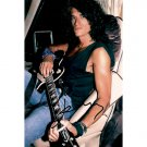JOE PERRY SIGNED 4x6 PHOTO + COA