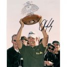 AARON BADDELEY SIGNED 8x10 PHOTO + COA