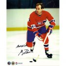 GUY LAFLEUR SIGNED 8x10 PHOTO + COA