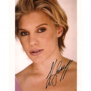KATEE SACKHOFF SIGNED 8 X 10 PHOTO + COA