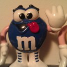 M&M's Mini's Dispenser from Europe Blue