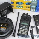 Motorola GP380 UHF 403~470MHz Two-Way Radio + Free Accessories