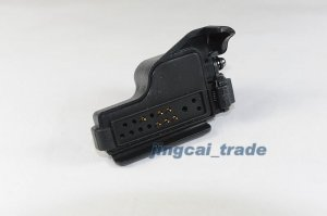 Audio adapter for Motorola radio GP900 HT1000 VISAR