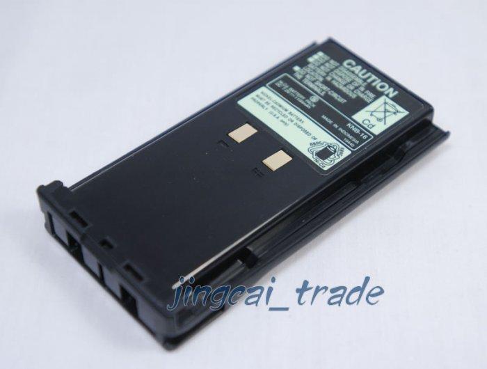 Battery for Kenwood TK280 TK380 TK385 TK480 as KNB-16