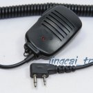 Speaker Mic for ICOM COBRA MAXON Radio with 3.5mm jack
