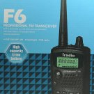 New! iRadio F6 UHF 400-470MHz Ham Radio + Free Earpiece