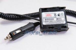 Battery Eliminator for Motorola GP68 GP-68 radio New!!