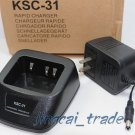 Rapid Single Unit Charger for Kenwood TK-2200 TK-3200