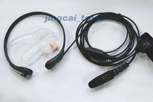 Throat Vibration Mic for Motorola GP328Plus GP344 GP388