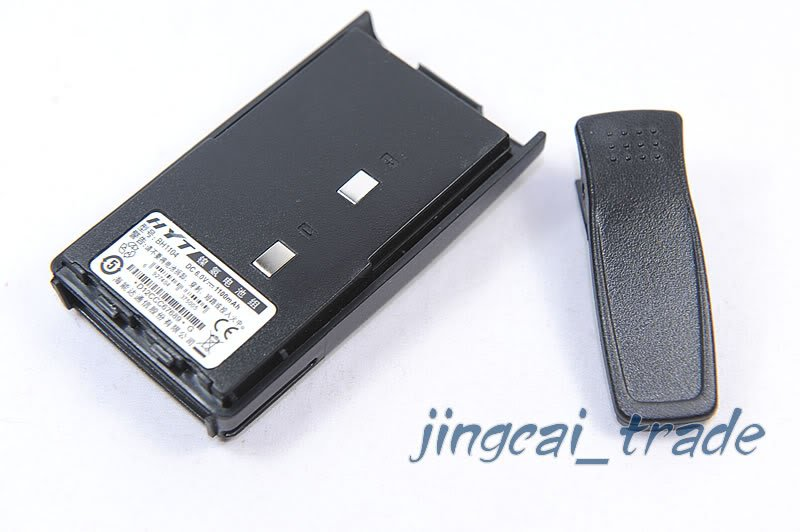 Ni-MH Battery for HYT TC-500 TC500 BH1104 1100mAh