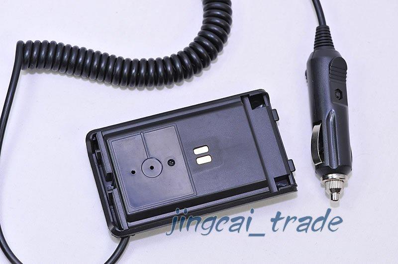 Car Battery Eliminator for VERTEX VX-350 VX-351 VX-354