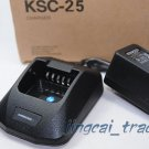 KSC-25 Li-ion Rapid Charger for Kenwood KNB-35L battery