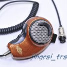 Cobra Wood Grain HG-M84W 4-Pin Noise Cancelling CB Microphone for Cobra Uniden