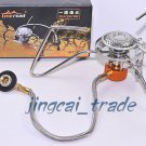 Brand New! Camping Stove Gas-powered Stove Cookout Butane Burner RT-808