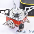 Brand New! Camping Gas-Powered Portable Card Type Stove Burner