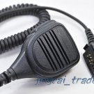 Rainproof Water-Resistant Speaker Mic for Motorola radio GP328 GP340