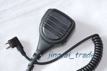 Rainproof Water-Resistant Speaker Mic for Motorola GP300 GP200 HYT TC-600 TC700